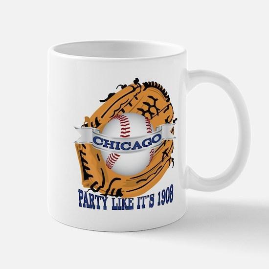 Chicago Baseball Party like it's 1908 Mugs