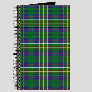Hunter Scottish Clan Tartan Journal