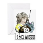 The Pool Whisperer Greeting Card