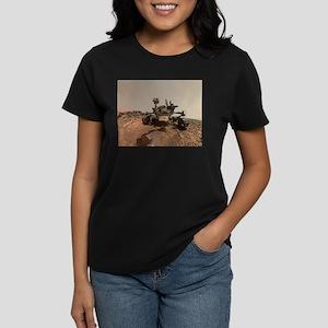 Mars Rover Curiosity Selfie T-Shirt