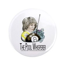 The Pool Whisperer Button