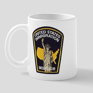 U.S. Immigration Mug