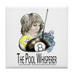 The Pool Whisperer Tile Coaster