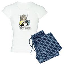 The Pool Whisperer Women's Light Pajamas