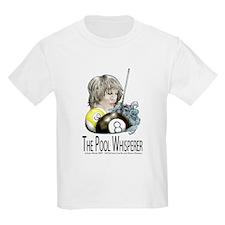 The Pool Whisperer Kids Light T-Shirt