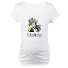 The Pool Whisperer Maternity T-Shirt