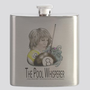 The Pool Whisperer Flask