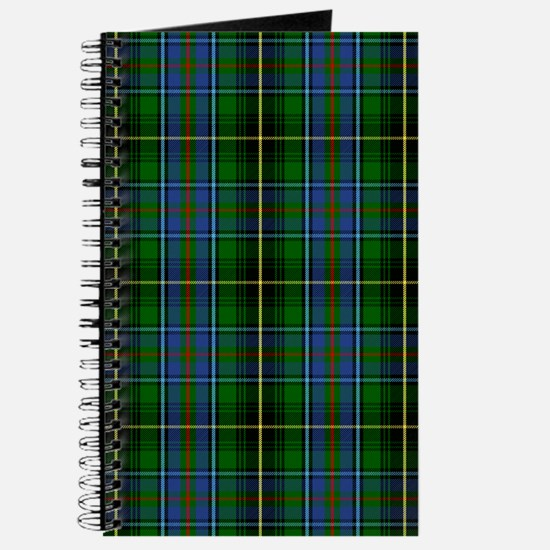 MacInnes Scottish Clan Tartan Journal