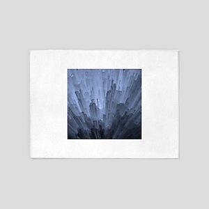 Earth Crystals 5'x7'Area Rug