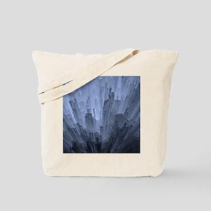 Earth Crystals Tote Bag