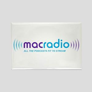 MacRadio Magnet (Rectangle)