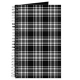 Black plaid Journals & Spiral Notebooks
