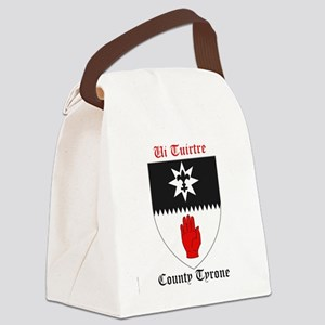 Ui Tuirtre - County Tyrone Canvas Lunch Bag