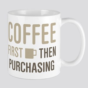 Coffee Then Purchasing Mugs