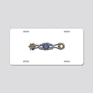 RBS Device Aluminum License Plate
