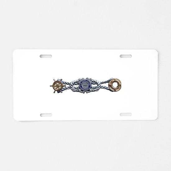 RBS Device Aluminum License Plate