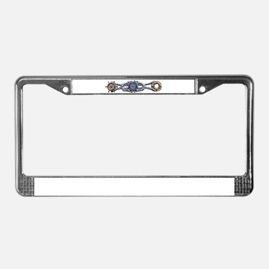 RBS Device License Plate Frame