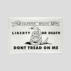 The Culpeper Minute Men Magnets