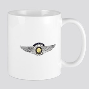 USCG Air Crew Badge Mugs