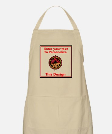 Sizzling Hot Apron