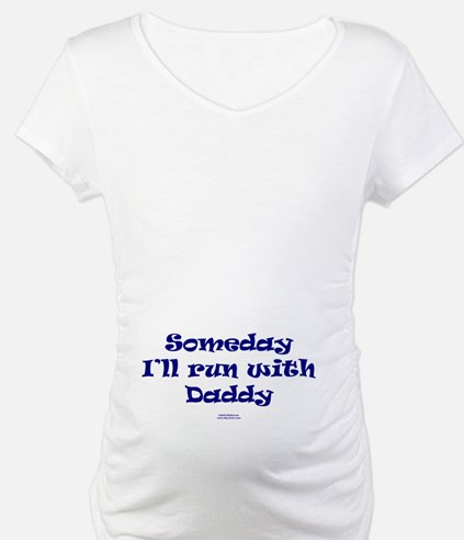 Someday With Daddy NAVY Shirt