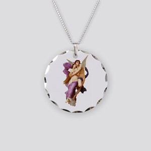 The Rapture Necklace Circle Charm