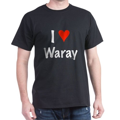 I love Waray T-Shirt