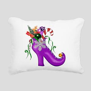 Holiday Rectangular Canvas Pillow