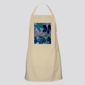 Fallen Leaves Abstract Apron