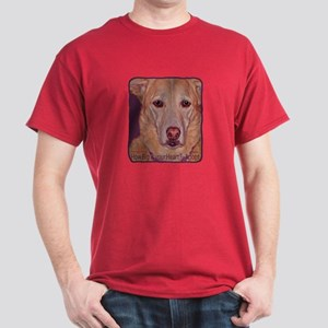 Golden Retriever Rescue Dark T-Shirt