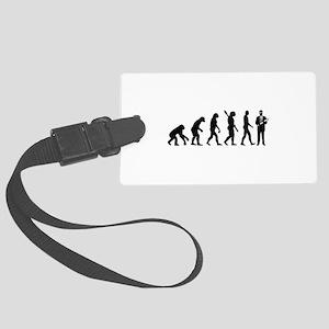 Evolution Engineer Large Luggage Tag