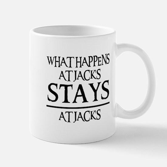 STAYS AT JACK'S Mug