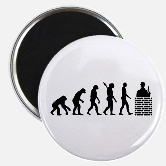 """Evolution Mason 2.25"""" Magnet (10 pack)"""
