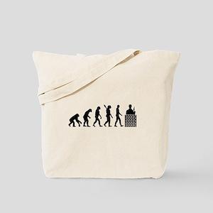 Evolution Mason Tote Bag