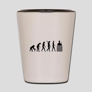 Evolution Mason Shot Glass