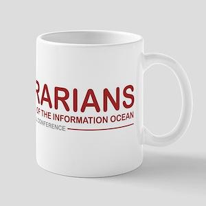 Librarian Lifeguards Mugs