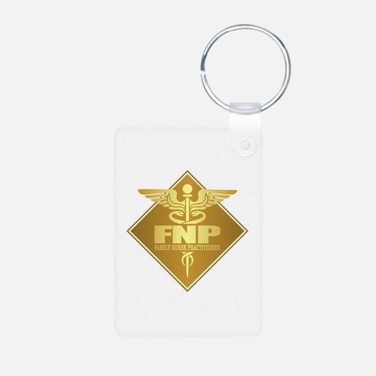 FNP (g)(diamond) Keychains