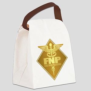 FNP (g)(diamond) Canvas Lunch Bag
