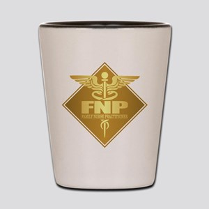 FNP (g)(diamond) Shot Glass