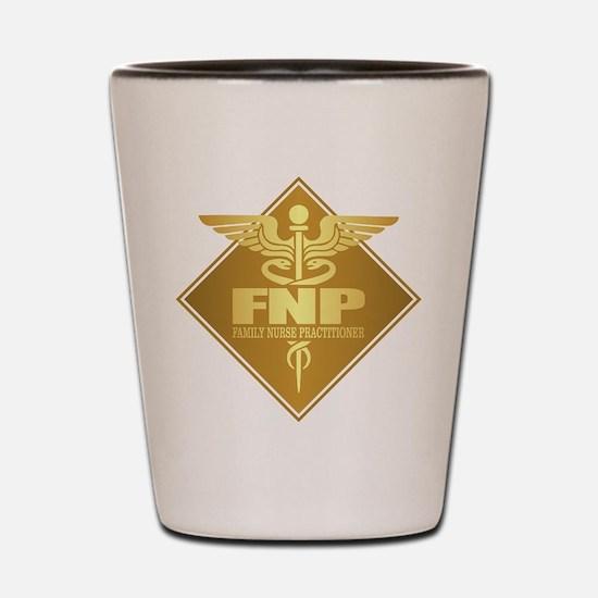 FNP (g)(diamond) Shot Glass
