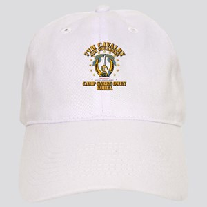 4/7 Cav - Camp Gary Owen Korea Cap