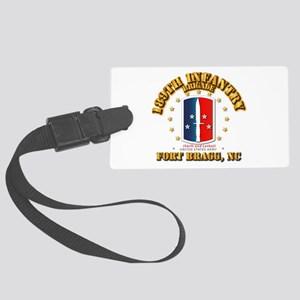 189th Infantry Brigade Large Luggage Tag