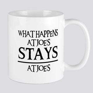 STAYS AT JOE'S Mug