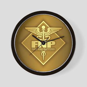 FNP (g)(diamond) Wall Clock
