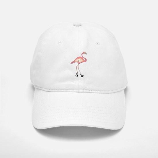 Flamingo Baseball Baseball Baseball Cap