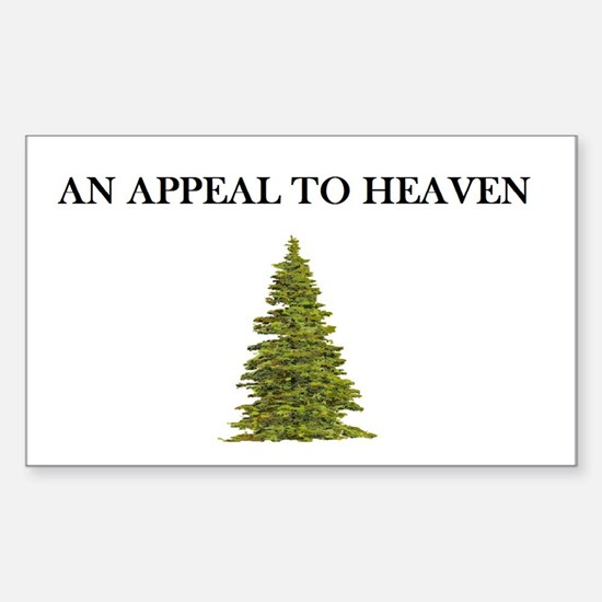 An Appeal To Heaven Stickers