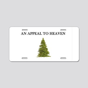 An Appeal To Heaven Aluminum License Plate