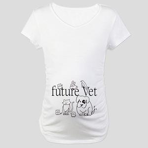 Future Vet Maternity T-Shirt