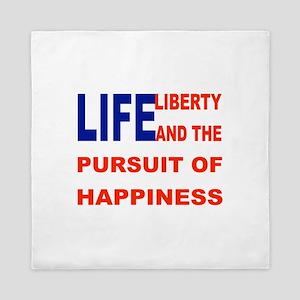 Happiness Flag Queen Duvet