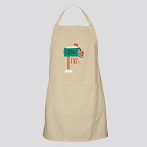 From Gift Tag Apron